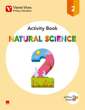 NATURAL SCIENCE 2 ACTIVITY BOOK (ACTIVE CLASS)