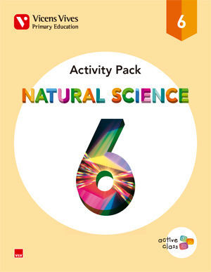 NATURAL SCIENCE 6 ACTIVITY BOOK (ACTIVE CLASS)