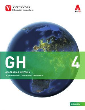 GH 4 ANDALUCIA (HISTORIA) ESO AULA 3D