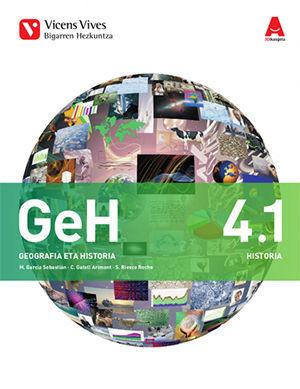 GEH 4 (4.1-4.2)+ SEPARATA HISTORIA NAFARROA