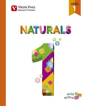 NATURALS 1 VALENCIA N/E (AULA ACTIVA)
