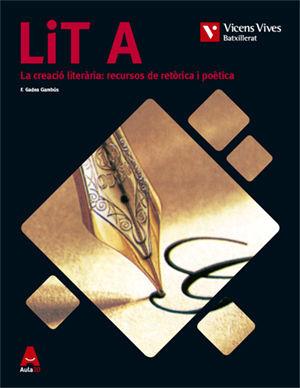 LIT A+ CREACIO LITERARIA,RECURSOS...BATX) AULA 3D