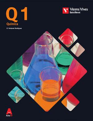 Q 1 (BATXILLERAT) AULA 3D