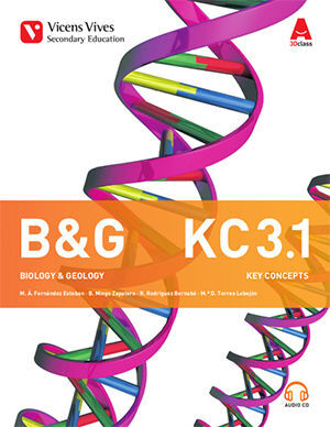 B&G 3 (3.1-3.2) KEY CONCEPTS+ 2CD'S