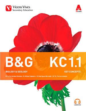 B&G 1 (1.1-1.2-1.3) KEY CONCEPTS+ 3CD'S