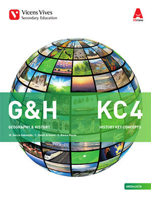 G&H 4 ANDALUCIA HISTORY KEY CONCEPTS (+MP3)