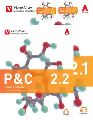 P&C 2 ANDALUCIA (PHYSICAL&CHEMICAL)+ 2 CD'S