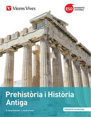 PREHISTORIA I HISTORIA ANTIGA VALENCIA