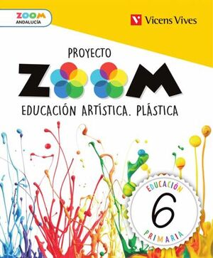 EDUCACION ARTISTICA PLASTICA 6 ANDALUCIA (ZOOM)