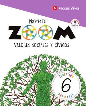VALORES SOCIALES Y CIVICOS 6 (ZOOM)