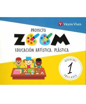 EDUCACION ARTISTICA PLASTICA 1 ANDALUCIA (ZOOM)