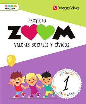 VALORES SOCIALES Y CIVICOS 1 ANDALUCIA (ZOOM)