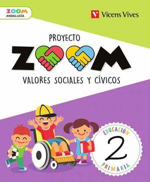 VALORES SOCIALES Y CIVICOS 2 ANDALUCIA (ZOOM)