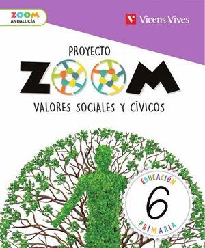 VALORES SOCIALES Y CIVICOS 6 ANDALUCIA (ZOOM)