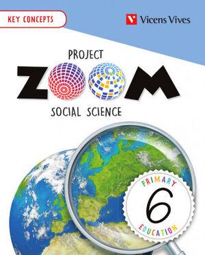 SOCIAL SCIENCE 6 KEY CONCEPTS (ZOOM)