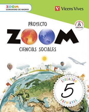 CIENCIAS SOCIALES 5 MADRID (ZOOM)
