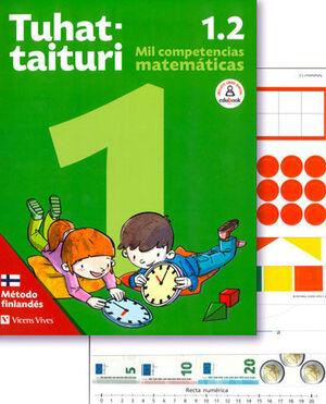 TUHATTAITURI 1.2 + FICHAS