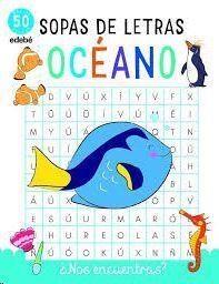 SOPAS DE LETRAS: EL OCEANO