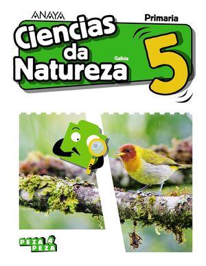 CIENCIAS DA NATUREZA 5.