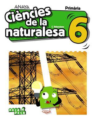 CIÈNCIES DE LA NATURALESA 6.