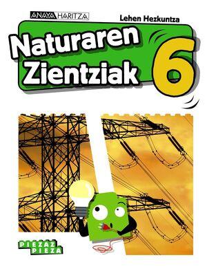 NATURAREN ZIENTZIAK 6.
