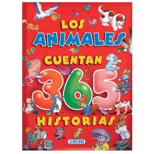 LIBRO LOS ANIMALES CUENTAN 365HISTORI