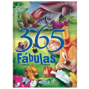 LIBRO 0646 365 FABULAS