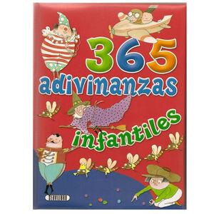 LIBRO 06412 365 ADIVINANZAS DEANIMAL