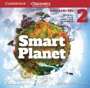 SMART PLANET LEVEL 2 CLASS AUDIO CDS (4)