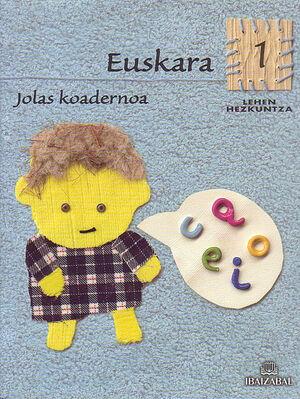 EUSKARA -LMH 1- JOLAS KOADERNOA
