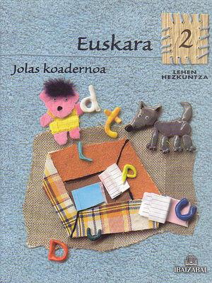 EUSKARA -LMH 2- JOLAS KOADERNOA