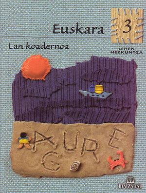 EUSKARA -LMH 3- LAN KOADERNOA