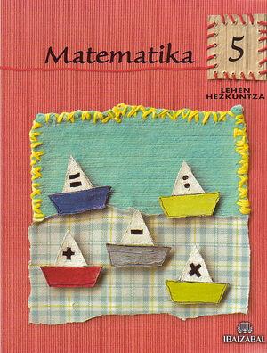 MATEMATIKA 5-KOMETA -BAT-