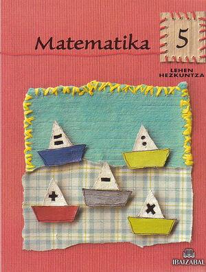 MATEMATIKA 5-KOMETA -BIZ-