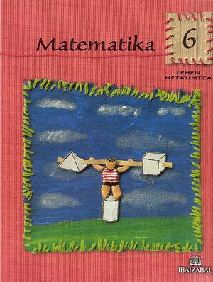 MATEMATIKA 6-KOMETA -BAT-