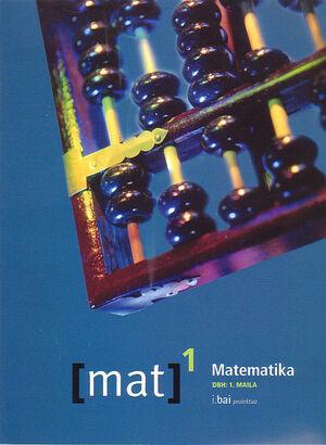 MATEMATIKA DBH 1-I.BAI