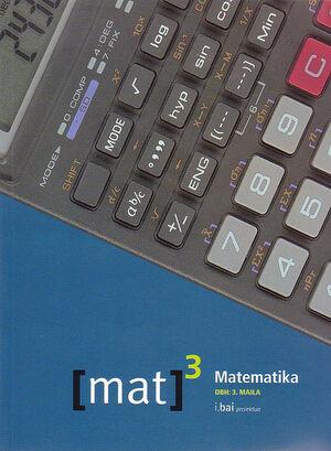 MATEMATIKA DBH 3-I-BAI-