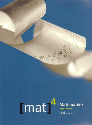 MATEMATIKA DBH 4 -I.BAI