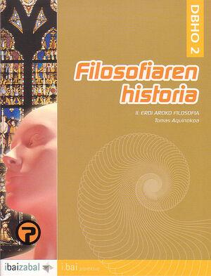 FILOSOFIAREN HISTORIA: TOMAS AQUINOKOA -DBHO 2-