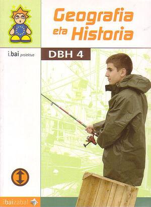 GEOGRAFIA ETA HISTORIA -DBH 4- (I.BAI)