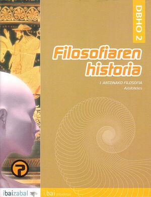 FILOSOFIAREN HISTORIA: ARISTOTELES -DBHO 2-
