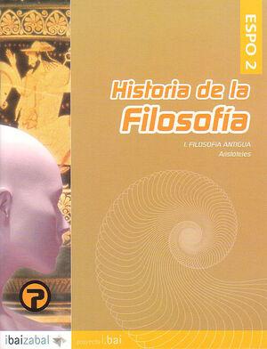 HISTORIA DE LA FILOSOF¡A: ARIST¢TELES -ESPO 2-