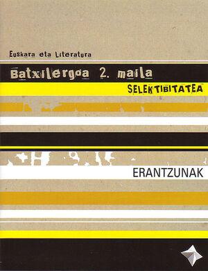 EUSKARA -BATX- SELEKTIBITATEA -ERANTZUNAK-