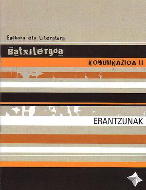 EUSKARA -BATX- KOMUNIKAZIOA II -ERANTZUNAK-