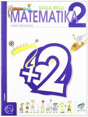 TXANELA 2 - MATEMATIKA 2