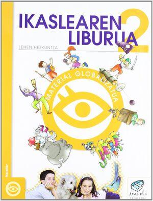 TXANELA 2 - IKASLEAREN LIBURUA 2. MATERIAL GLOBALIZATUA (9 LIBURUXKA)