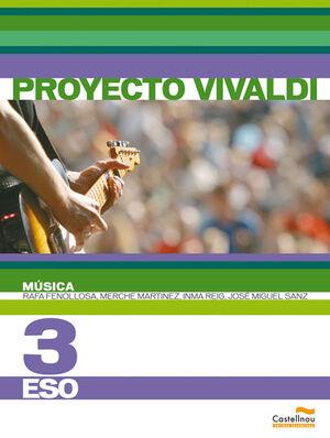 MÚSICA 3º ESO. PROYECTO VIVALDI