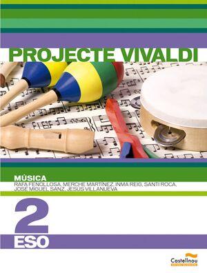 MÚSICA 2N ESO. PROJECTE VIVALDI (EN VALENCIÀ)