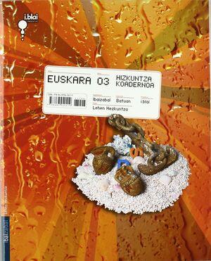 EUSKARA 3 KOAD-I.BLAI-BAT
