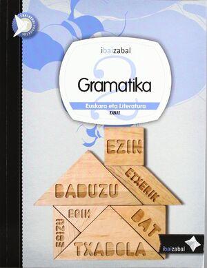 GRAMATIKA DBH 2, IKASLEAREN MATERIALA